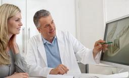 Implantologo konsultacija